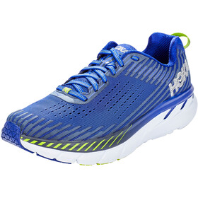 Hoka One One Clifton 5 Running Shoes Herre sodalite blue/mood indigo